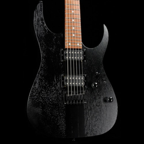 Ibanez RGRT421WK RG Standard Weathered Black Brand New $429.99