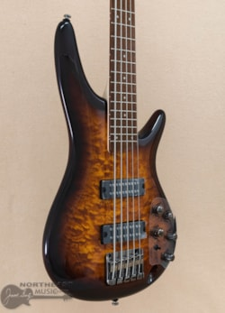 Ibanez SR405E SR Standard 5-String Electric Bass in Dragon Eye Burst