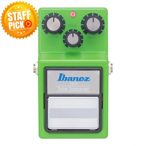 Ibanez TS9 Tube Screamer Brand New $99.99