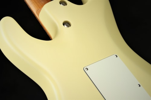 Tom Anderson Icon Classic - Satin Mellow Yellow