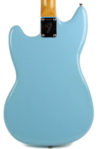 1966 Fender Mustang in Daphne Blue