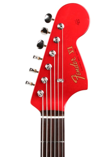 2013 Fender Bass VI Candy Apple Red