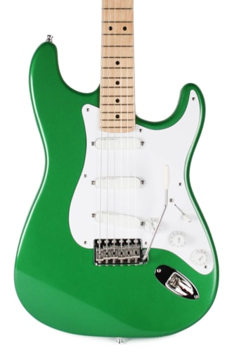 1989 Fender Eric Clapton Signature Stratocaster 7UP Green