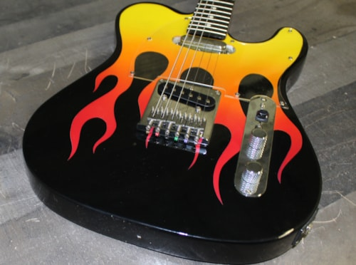 2003 Fender  Telecaster Custom Graphic