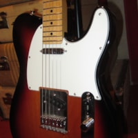 2018 Fender Players Series Telecaster