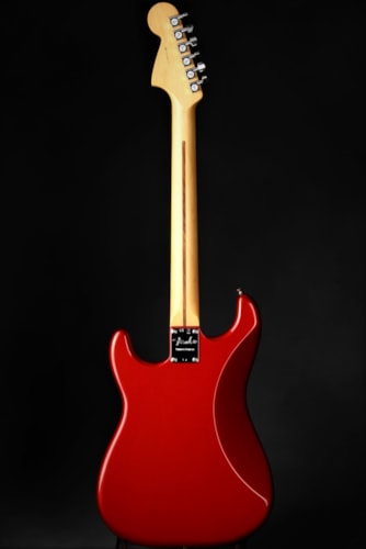 Fender 2018 Limited Edition Parallel Universe Jag Stratocaster - Candy Apple Red