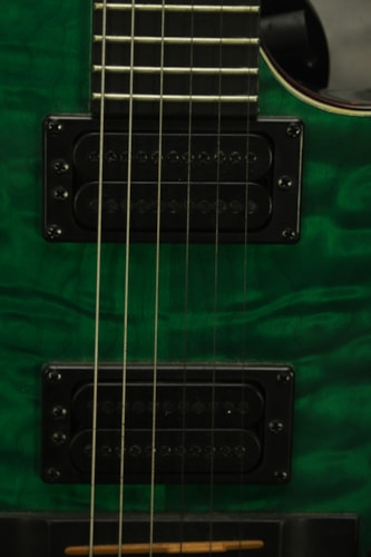1995 Carvin AE185 Green