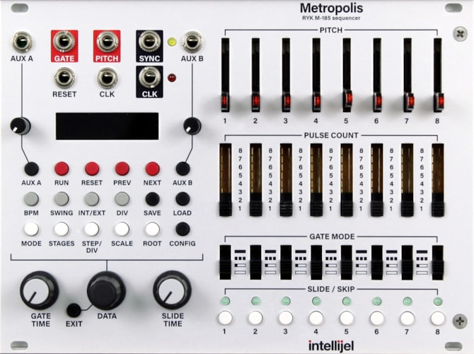 Intellijel Metropolis Brand New $580.00