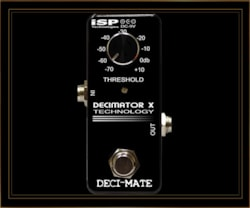 ISP Technologies DECI-MATE Compact Noise Reduction Pedal