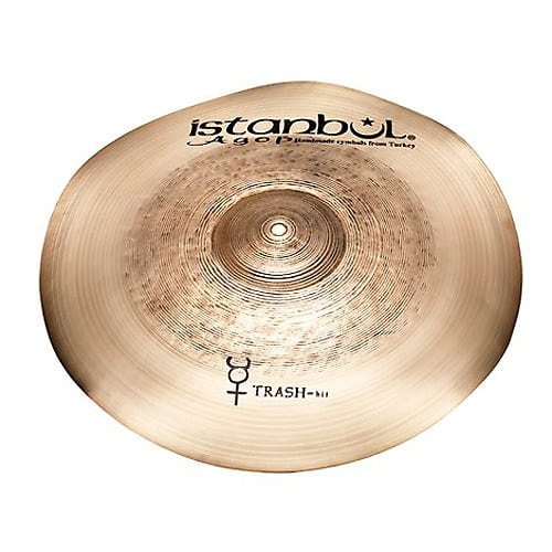 "Istanbul Agop 22"" Traditional Trash Hit Cymbal B-Stock"