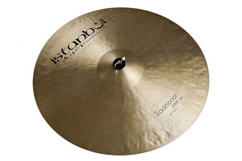 "Istanbul Agop 20"" Traditional Dark Ride Cymbal B-Stock"