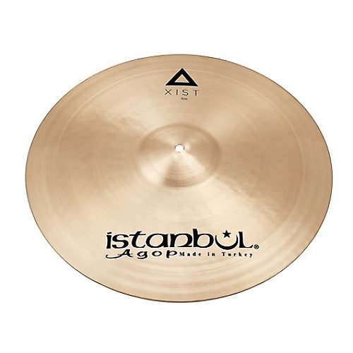 """Istanbul Agop 24"""" Xist Ride Cymbal Natural B-Stock"""