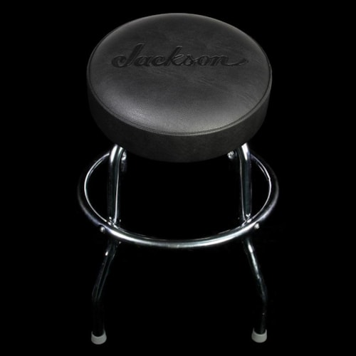 Jackson 24 Inch Black Logo Stool Brand New $74.99