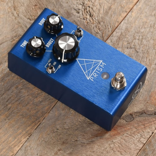 Jackson Audio Prism Preamp Boost Pedal Special Edition Blue MINT