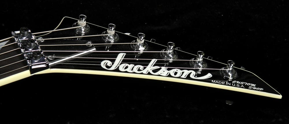 "Jackson Custom Shop 2012 Jackson Custom Shop ""Rock Of Ages"" Kelly Electric Guitar Excellent, $1,999.00"