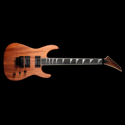 Jackson Custom Shop Exclusive SL2H-V Soloist Natural Series Electric Guitar Mahogany Natural Oil Brand New $3,080.00