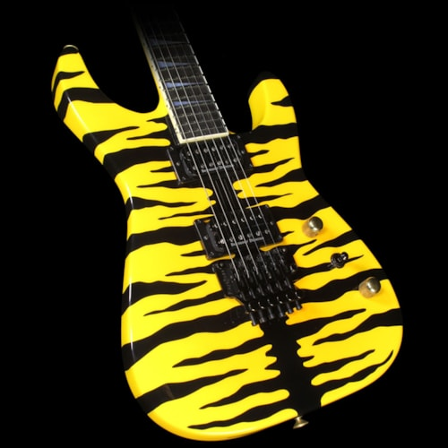 Jackson Custom Shop Exclusive SL2H-V Soloist Electric Guitar Bengal Yellow