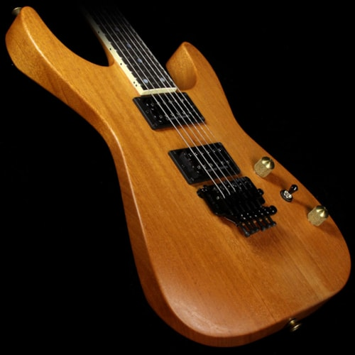 Jackson Custom Shop Exclusive SL2H-V Soloist Natural Series Electric Guitar Mahogany Natural Oil Natural, Brand New, $2,899.99