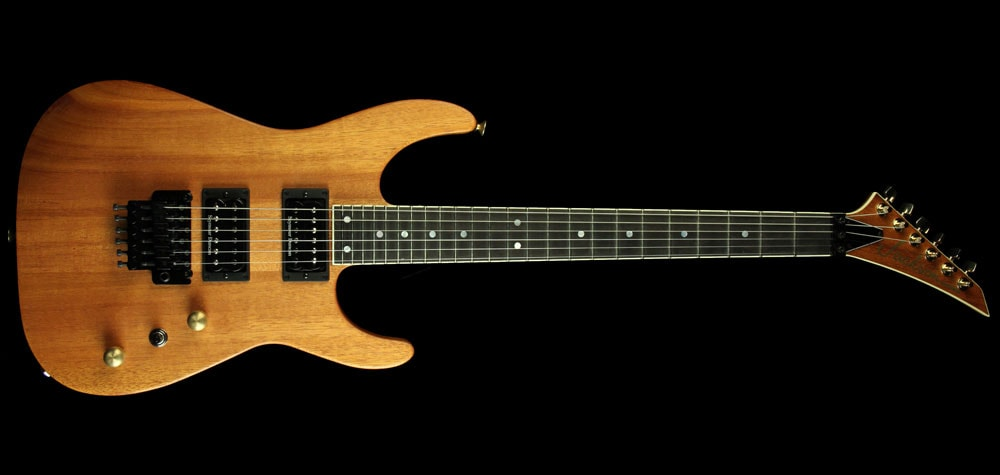 Jackson Custom Shop Exclusive SL2H-V Soloist Natural Series Electric Guitar Natural, Brand New, $2,899.99