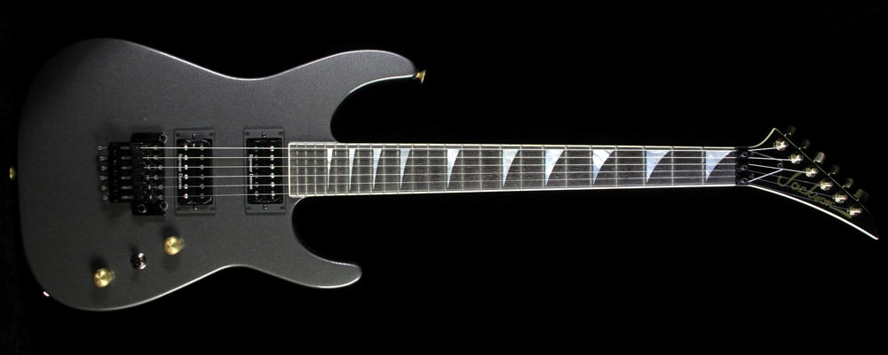 Jackson Custom Shop Used 2012 Jackson Custom Shop Exclusive SL2H-V Soloist Electric Guitar Gun Metal Grey Gun Metal Grey, Excellent, $2,299.00