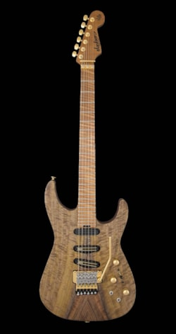 Jackson Signature Limited Edition Phil Collen PC1 - Claro Walnut (Pre-Order)