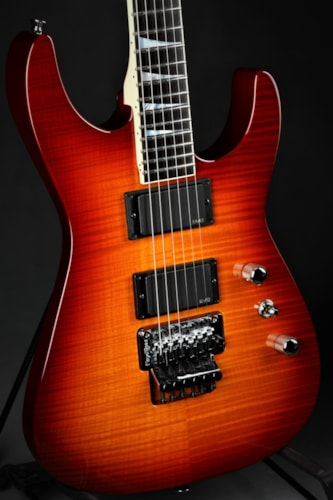 Jackson USA DK1 Dinky - Cherry Burst Brand New, Hard