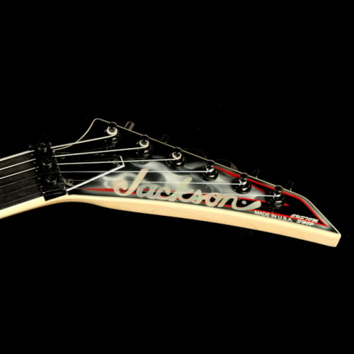 Jackson Used Jackson Custom Shop SL2H FR Soloist  Electric Guitar Mike Learn Graphic Excellent, $2,719.00