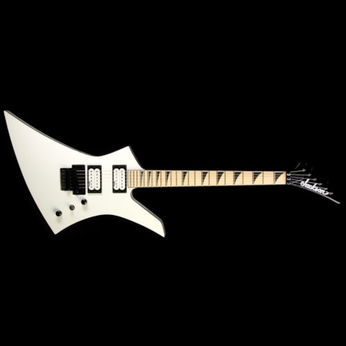Jackson Used Jackson X Series Kelly KEXM Electric Guitar Snow White Excellent, $479.00