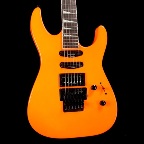 Jackson X Series Soloist SL3X Neon Orange