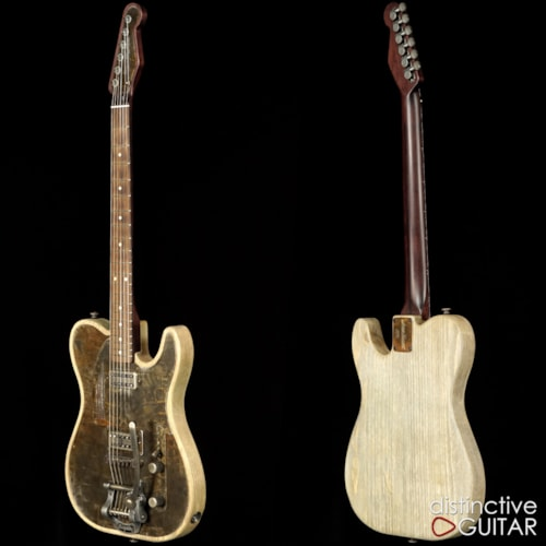 James Trussart SteelTopCaster Rust on Cream, Brand New, Original Hard, $5,489.00