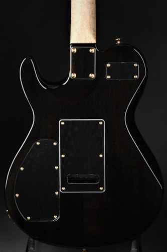 James Tyler Mongoose Special - Transparent Black/NAMM Instrument Brand New, Hard, $7,009.95