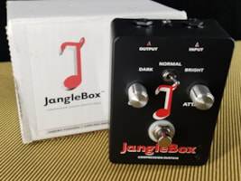 Jangle Box Compressor Sustainer