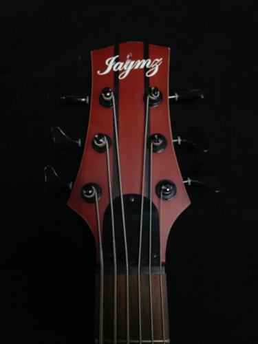 Jaymz 6 String Bass Natural, Excellent