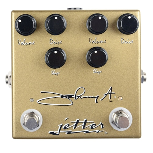 Jetter Gear Johnny A Signature Drive Pedal Used, $300.00