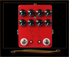 JHS The Calhoun V2 Mike Campbell Signature Overdrive &