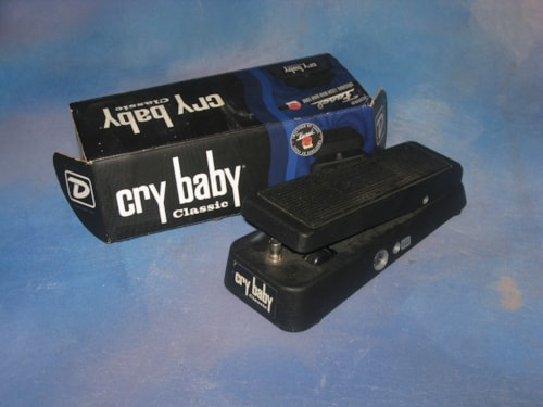 Jim Dunlop Cry Baby Classic Fasel Inductor Black > Effects | Groovy Guitar