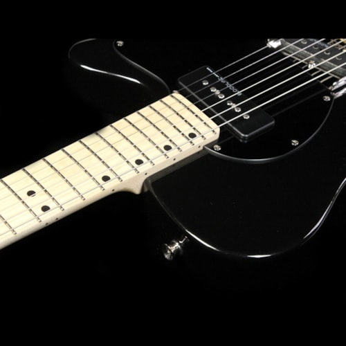 John Page Classic The AJ Special Electric Guitar Black Metallic Brand New, $1,170.99