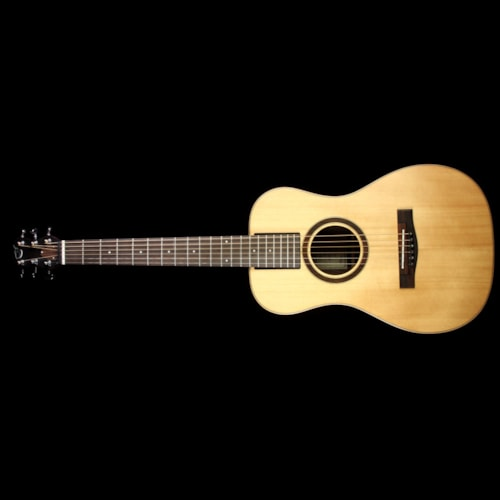 Journey Instruments OF420 Rosewood Left-Handed Acoustic Guitar Natural Satin