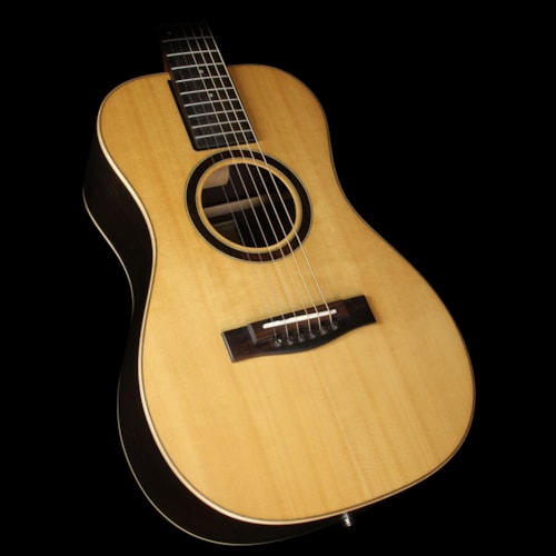Journey Instruments OF420 Rosewood Left-Handed Acoustic Guitar Natural Satin Brand New $649.99