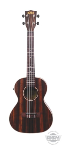 Kala Ebony Tenor Acoustic/Electric Ukulele Brand New $234.99