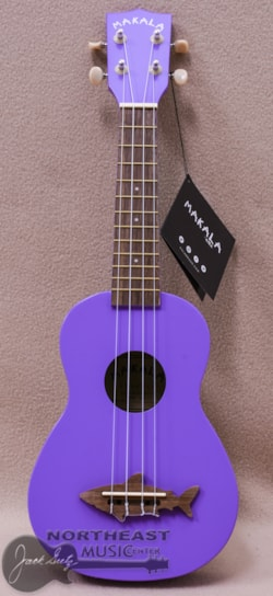 KALA Ma Shark Soprano Ukulele in Purple