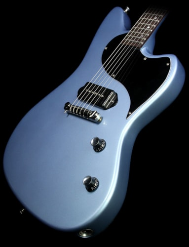 Kauer Used Kauer Daylighter Express Electric Guitar Blue Blue, Excellent, $1,599.00
