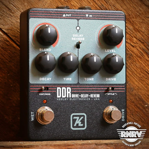 Keeley DDR Drive Delay Reverb > Effects | Rock n Roll Vintage Guitars