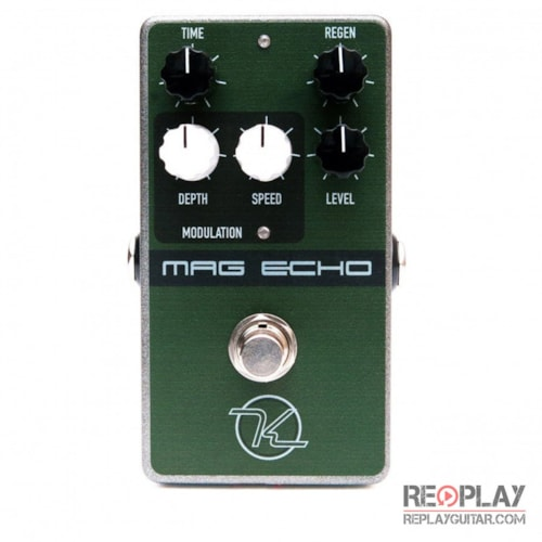 Keeley Magnetic Echo Delay Very Good $109.77