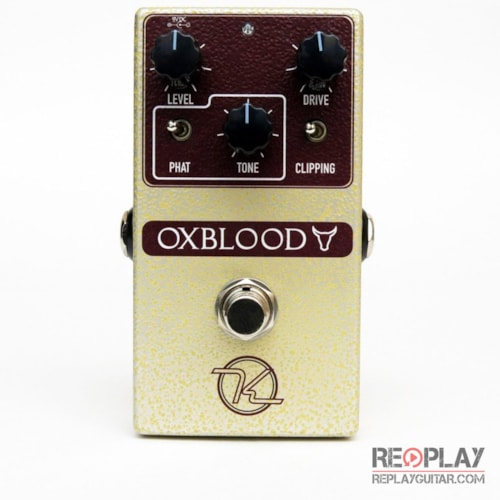 Keeley Oxblood Overdrive Very Good $149.77