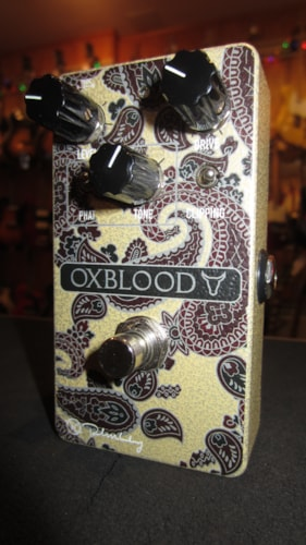 Keeley Oxblood Overdrive Paisley
