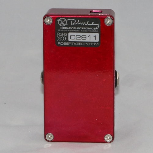 Keeley Red Dirt Overdrive Very Good, $119.99