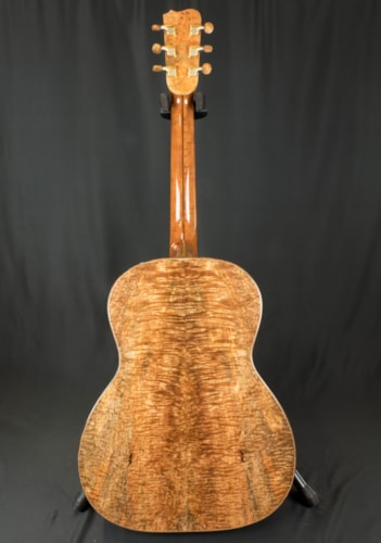 Kinnaird Electric Acoustic Mango Wood, Bearclaw Sitka Spruce Natural, Excellent