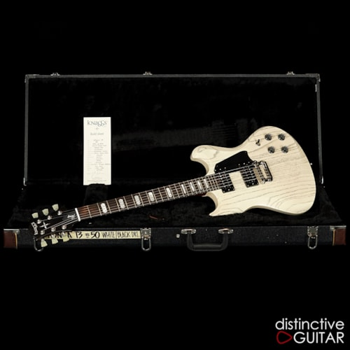 Knaggs Honga T3 Black / White Driftwood, Brand New, Original Hard