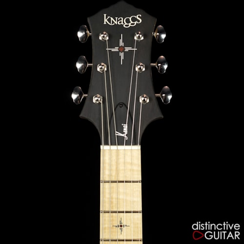 Knaggs Kenai Tier 2 Double Purf Natural / Midnight Blue, Brand New, Original Hard